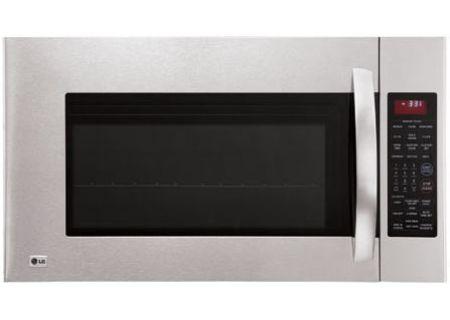 LG - LMV2083ST - Microwaves