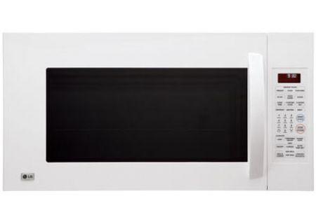 LG - LMV2083SW - Microwaves