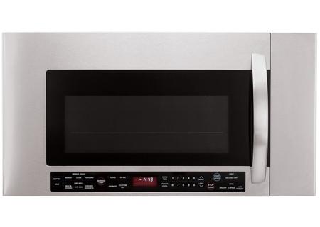 LG - LMVM2085ST - Microwaves