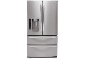 LG - LMX21981ST - Bottom Freezer Refrigerators