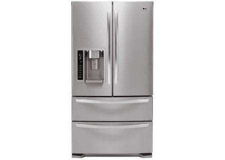 LG - LMX21981ST - Bottom Freezer Refrigerators