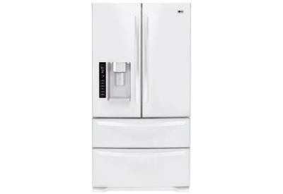 LG - LMX25981SW - Bottom Freezer Refrigerators