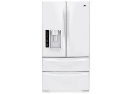 LG - LMX25981SW - Bottom Freezer Refrigerators