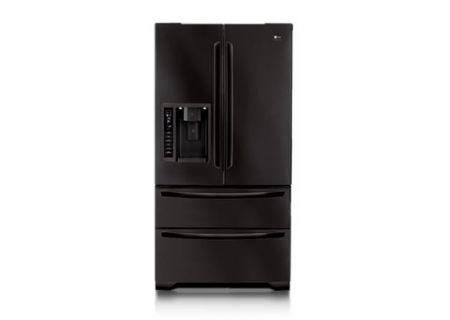 LG - LMX25985SB - Bottom Freezer Refrigerators