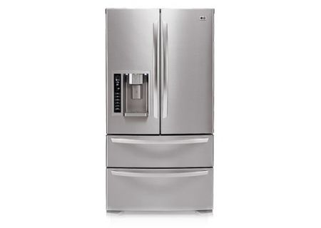 LG - LMX25985ST - Bottom Freezer Refrigerators