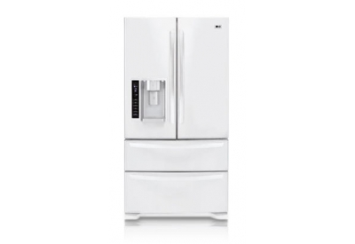 LG - LMX25985SW - Bottom Freezer Refrigerators