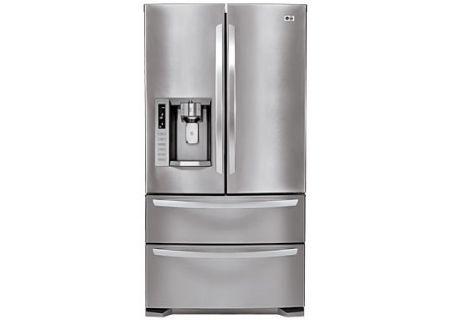 LG - LMX28983ST - Bottom Freezer Refrigerators