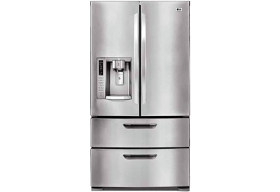 LG - LMX28987ST - Bottom Freezer Refrigerators
