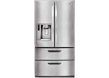 Lg Lmx28987st Stainless Steel French Door Bottom Freezer