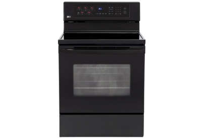 LG - LRE30453SB - Electric Ranges