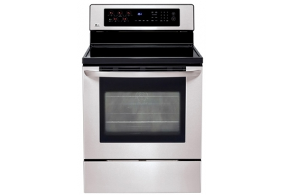 LG - LRE30453ST - Electric Ranges