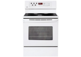 LG - LRE30453SW - Free Standing Electric Ranges