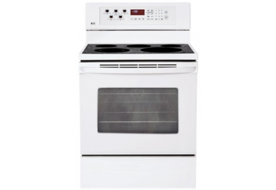 LG - LRE30453SW - Electric Ranges