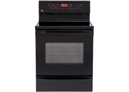 LG - LRE30757SB - Electric Ranges