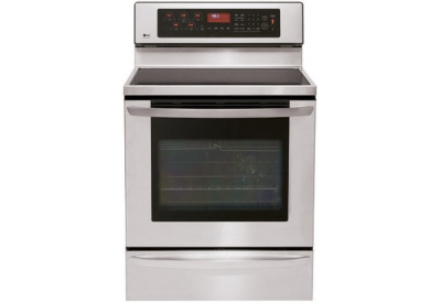 LG - LRE30757ST - Electric Ranges