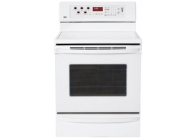 LG - LRE30757SW - Free Standing Electric Ranges
