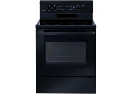 LG - LRE3091SB - Electric Ranges