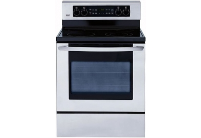 LG - LRE3091ST - Electric Ranges