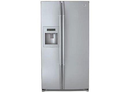 LG - LRSC26923TT - Side-by-Side Refrigerators