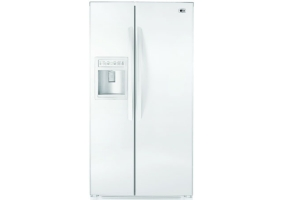 LG - LSC27910SW - Side-by-Side Refrigerators