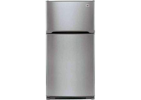 LG - LTC22350AL - Top Freezer Refrigerators