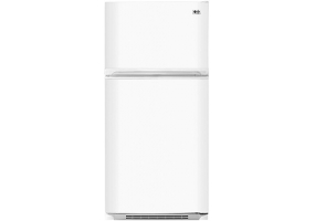 LG - LTC22350SW - Top Freezer Refrigerators