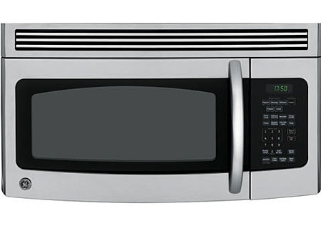 GE - LVM1750SMSS - Over The Range Microwaves