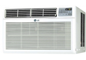 LG - LWHD1006R - Window Air Conditioners