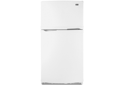 Maytag - M0RXEMMWW - Top Freezer Refrigerators