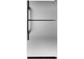Maytag - M1TXEMMWS - Top Freezer Refrigerators
