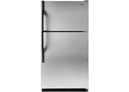 Maytag - M1TXEMMWS - Top Freezer Refrigerators