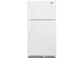 Maytag - M1TXEMMWW - Top Freezer Refrigerators