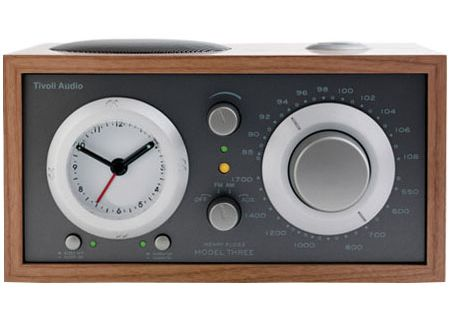Tivoli Audio - Model Three - Clocks & Personal Radios