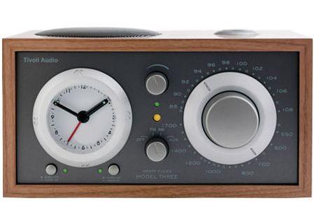 Tivoli Audio - Model Three - Clocks & Personal Radios
