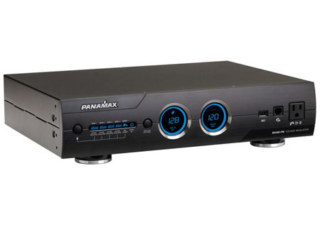 Panamax Black Home Theater Power Management System - M5400-PM