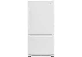 Maytag - MBF1958WEW - Bottom Freezer Refrigerators
