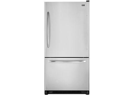 Maytag - MBF2258WES - Bottom Freezer Refrigerators