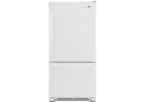 Maytag - MBF2258WEW - Bottom Freezer Refrigerators
