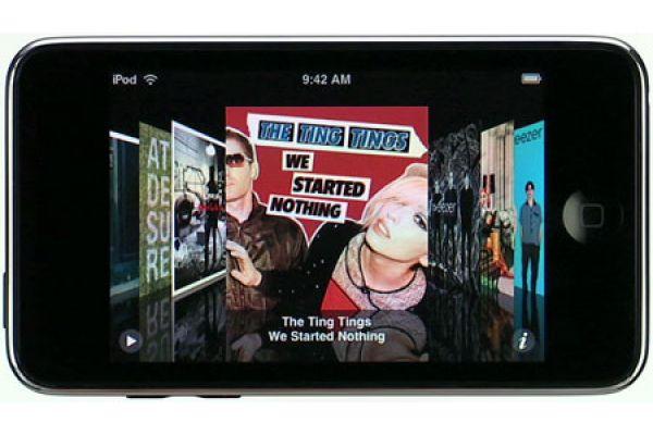 Apple 64GB Black 3rd Generation iPod Touch - MC011LL/A