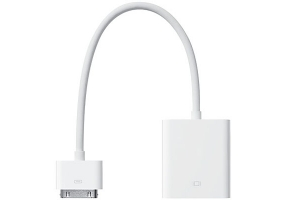 Apple - MC552ZM/A - iPad Cables and Docks
