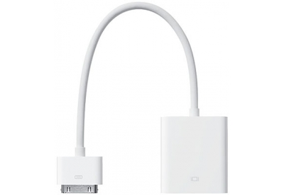Apple - MC552ZM/A - Cables & Connections