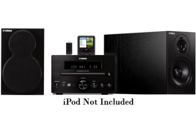 Yamaha - MCR-230 - Mini Systems & iPod Docks