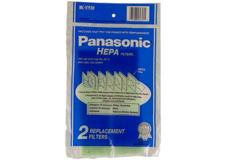 Panasonic - MCV193H - Vacuum & Floor Care Accessories