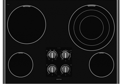 Maytag - MEC7630WS - Electric Cooktops