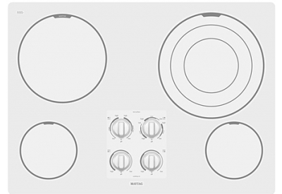 Maytag - MEC7630WW - Electric Cooktops