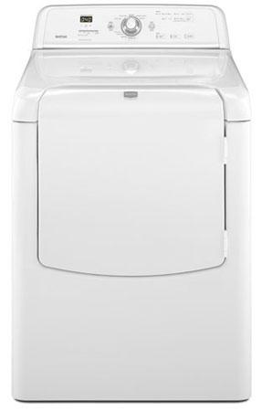 how to clean maytag bravos dryer