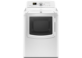 Maytag - MEDB850WQ - Electric Dryers
