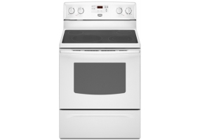 Maytag - MER7662WW - Free Standing Electric Ranges