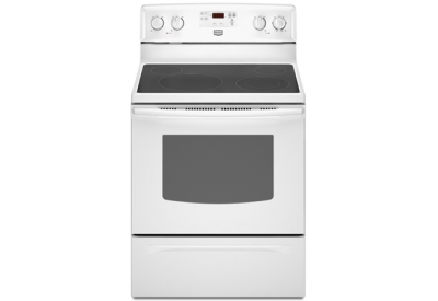 Maytag - MER7662WW - Electric Ranges