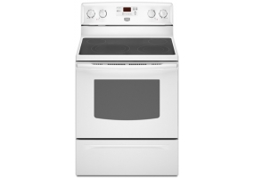 Maytag - MER7765WW - Free Standing Electric Ranges